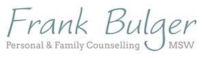 Personal and Family Counselling | Frank Bulger